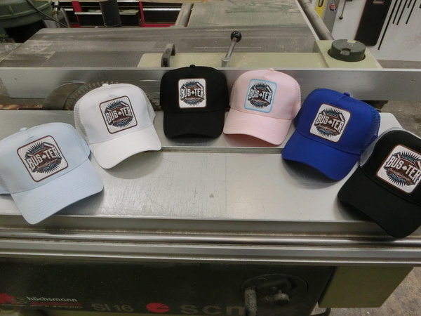 Bus-ter Trucker Cap